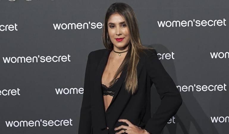 Daniela Ospina, exesposa de James Rodríguez