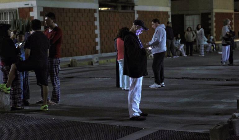 Temblor en México: Nuevo sismo sacude el centro y sur de México