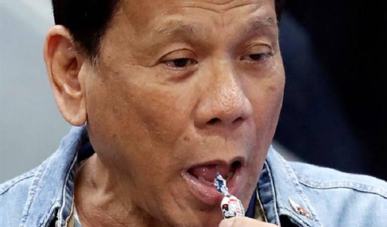 Duterte uso del condón: Critican a Duterte por decir que el uso de condón no es placentero