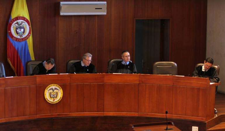 Sigue el ánimo persecutorio en la Corte Suprema de Justicia — Uribe