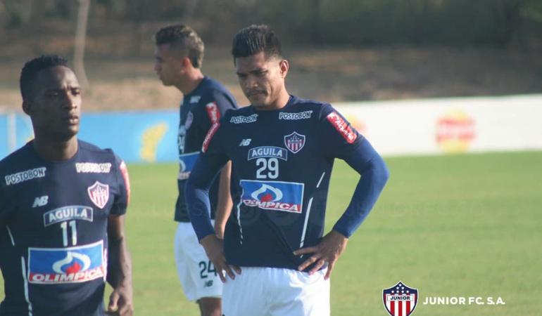 Junior impone su jerarquía y clasifica al grupo 8 ante Guaraní — Libertadores