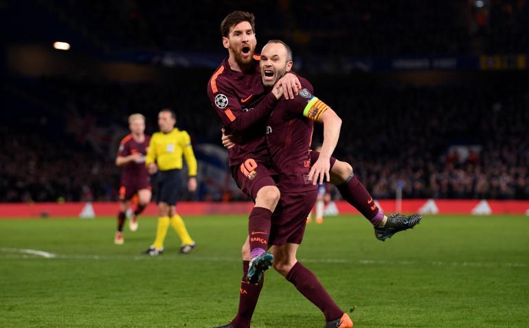 Chelsea Barcelona Liga de Campeones: Barcelona se lleva un empate del Stamford Bridge