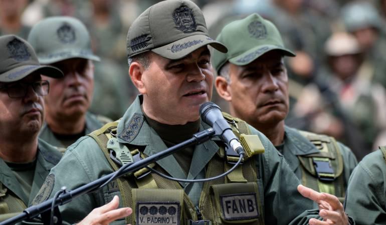 Maduro acusa a Colombia de crear una tropa paramilitar para atacar Venezuela