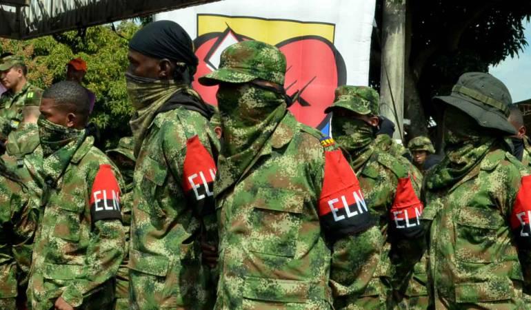 Acciones militares contra el ELN: El ELN es un grupo peligroso que quiere tener protagonismo: MinDefensa