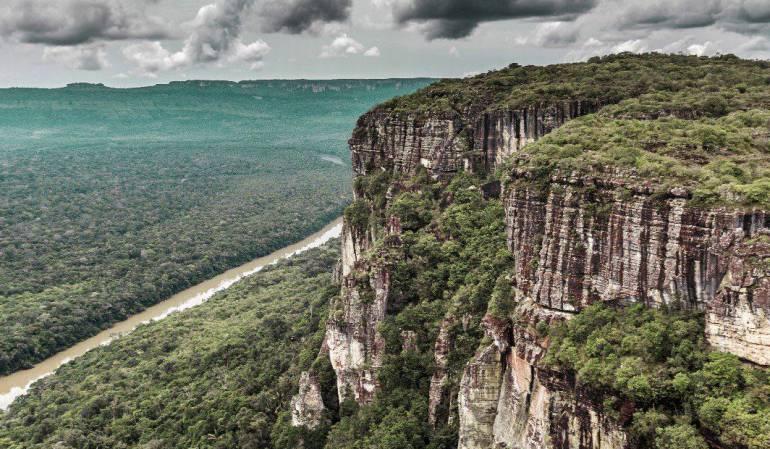 Territorios ecológicos protegidos: Chiribiquete tendrá más de 4´300.000 hectáreas protegidas