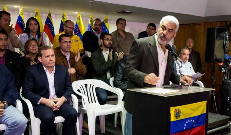 Elecciones en Venezuela: La alianza opositora no participará en elecciones de Venezuela