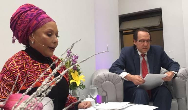 Jaime Araujo será la formula vicepresidencial de Piedad Córdoba