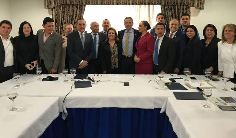 Gabinete Partido Coservador
