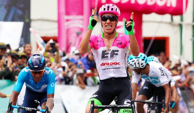 Rigoberto Uran Vuelta Cataluña: Rigoberto Urán será líder de su equipo en la Vuelta a Cataluña