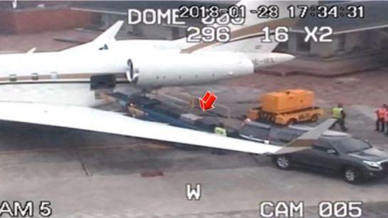 """El caso del Narco Jet: La """"película"""" del NarcoJet"""