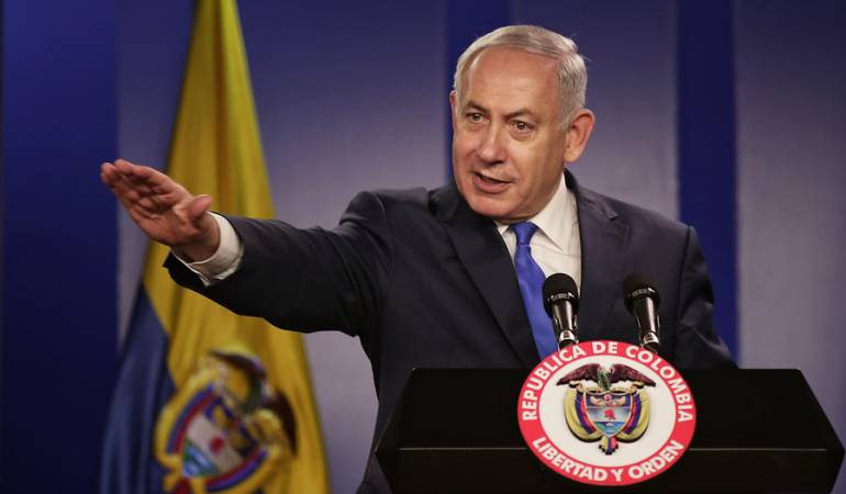 Ministerio de Relaciones Exteriores Israel, Benjamin Netanyahu