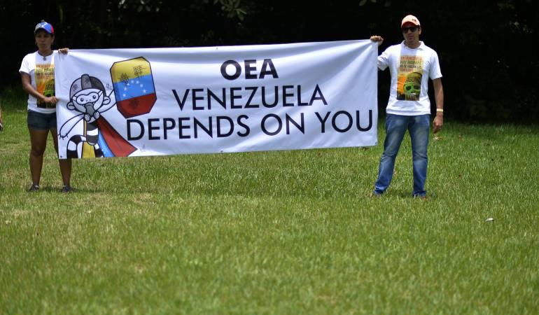 Costa Rica apoya resolución de la OEA sobre elecciones en Venezuela