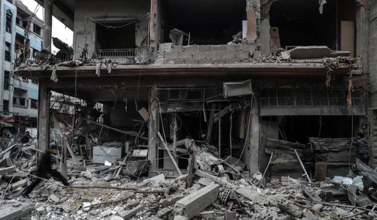 Conflicto en Siria: El Consejo de Seguridad de la ONU demanda una tregua de 30 días en Siria