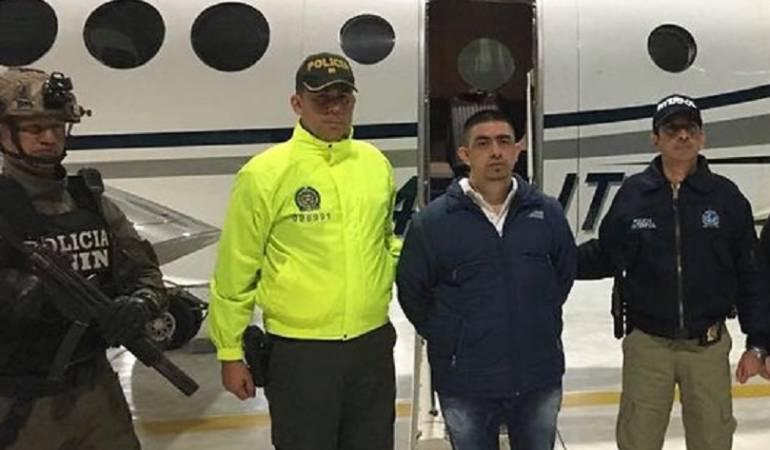 Narcotráfico: Extraditado alias 'Gerard', capo ecuatoriano que intentó entrar a la JEP