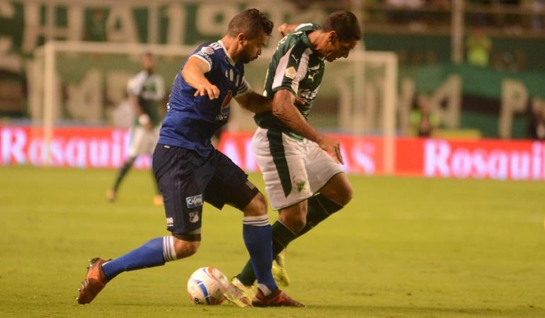 Deportivo Cali derrotó 2-0 a Millonarios