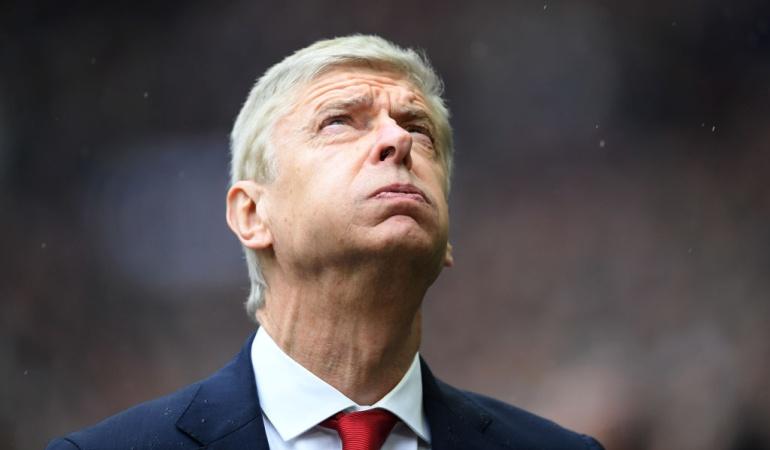 Arsene Wenger Arsenal: Arsene Wenger: 8 finales perdidas y 13 Ligas de sequía en Arsenal