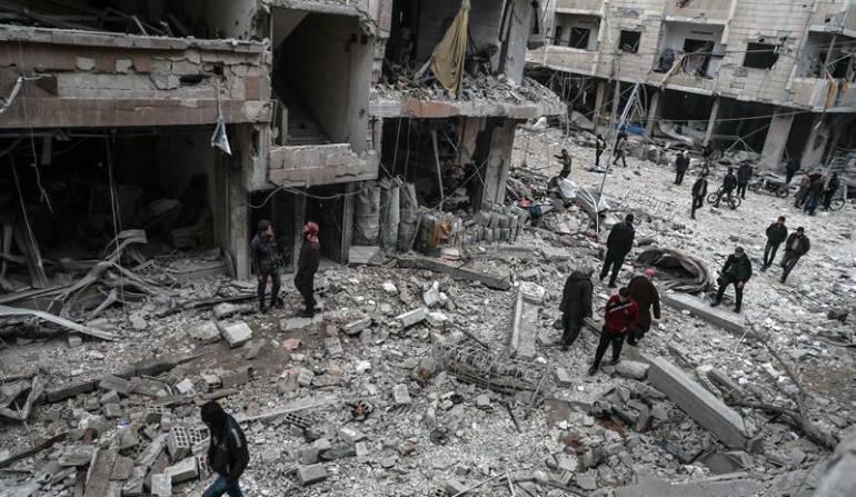 Conflicto en Siria: El mundo muestra su preocupación por Siria