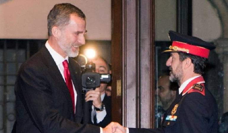 El rey apela a la cooperación institucional en el Congreso Mundial Mobile