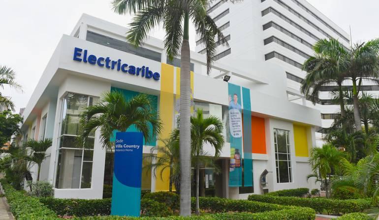 Oficinas de Electricaribe en Barranquilla