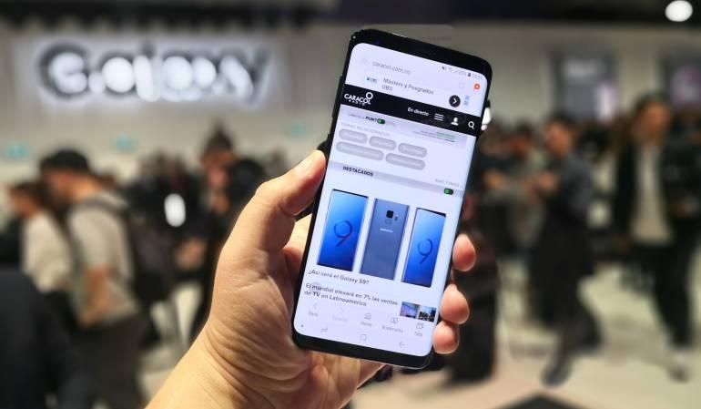Samsung Galaxy S9 precio Colombia: Galaxy S9: el celular que quiere reimaginar la fotografía