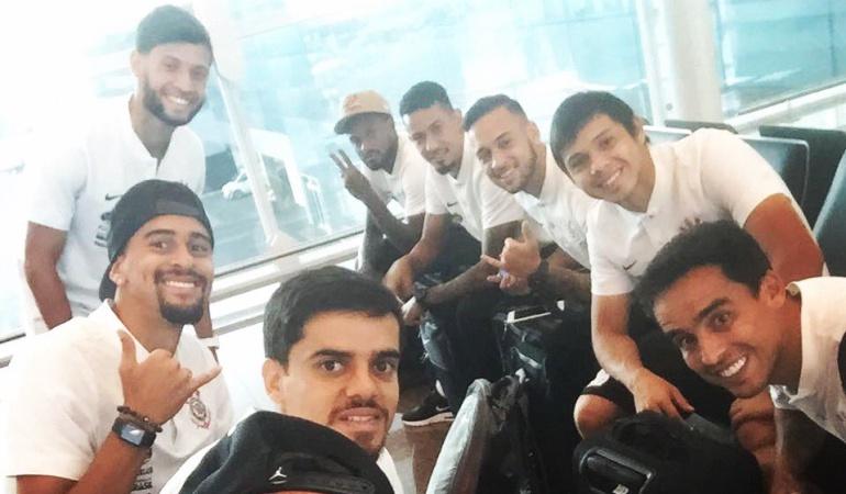 Corinthians Millonarios Copa Libertadores: Corinthians llega a Bogotá para juego ante Millonarios sin varios titulares
