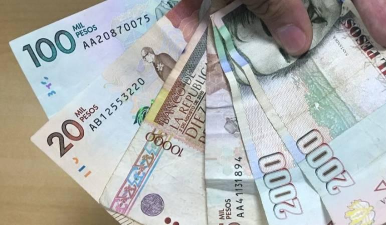 Propuesta quitar los miles de la economía colombiana: Presidente del Congreso respaldará eliminación de tres ceros en billetes