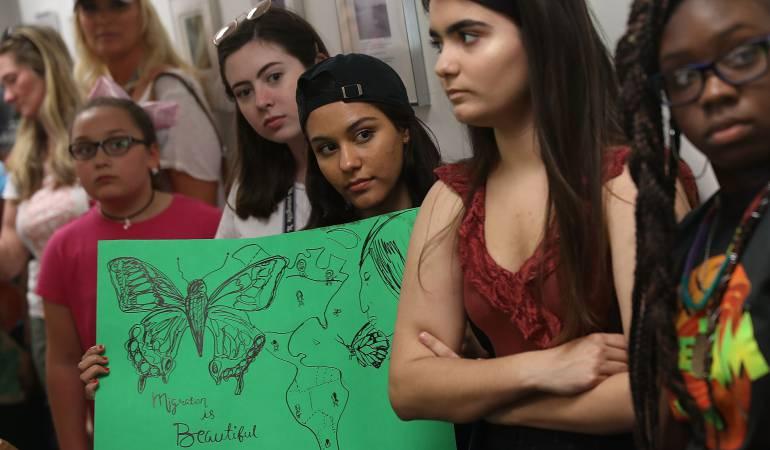 Jovenes Migración DACA