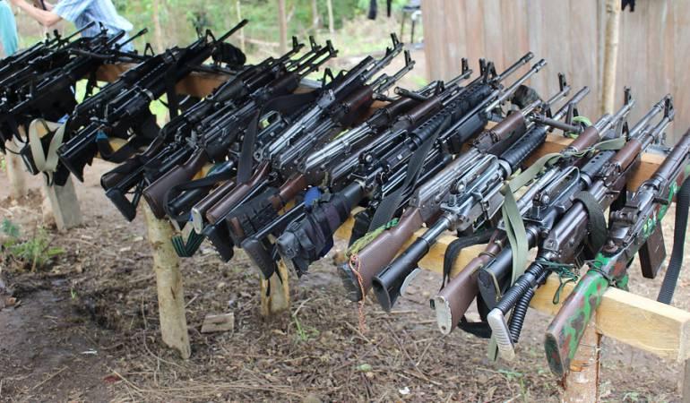 Clan del Golfo Farc: Dos muertos por enfrentamientos entre Clan del Golfo y disidencias de Farc