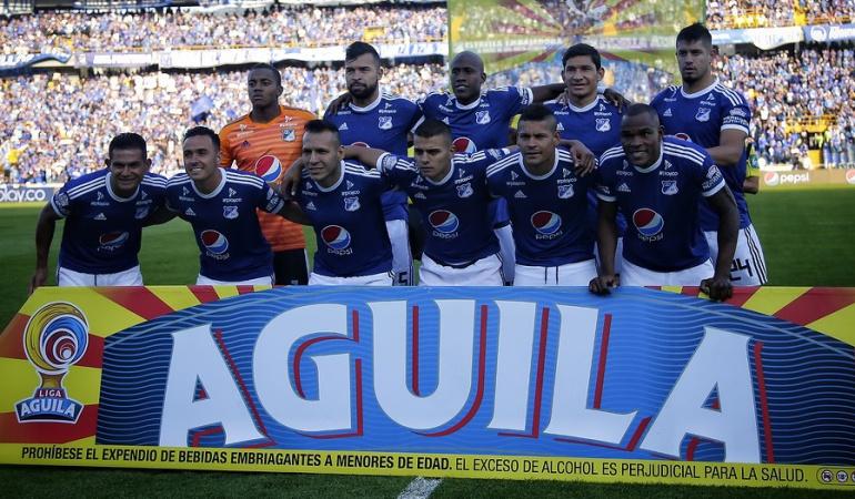 Millonarios Corinthians Copa Libertadores: Millonarios inicia su sueño continental ante Corinthians en Bogotá