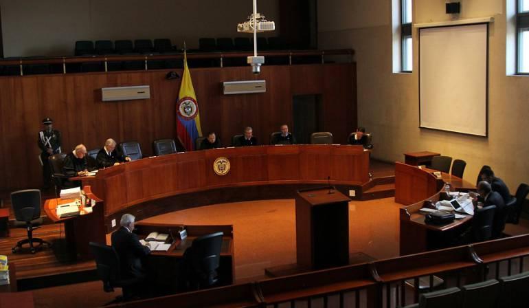 Corte Suprema de Justicia de Justicia