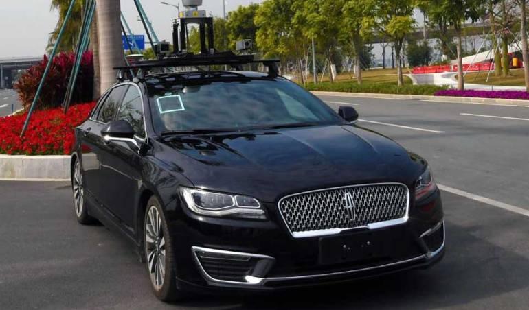 Coches autónomos: Carros sin conductor pasan prueba de fuego en China
