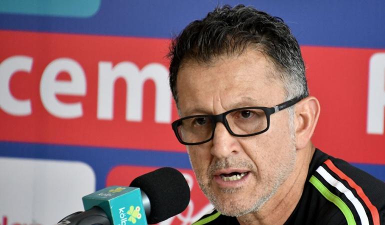 Osorio México Mundial: Juan Carlos Osorio no seguirá con México después del Mundial