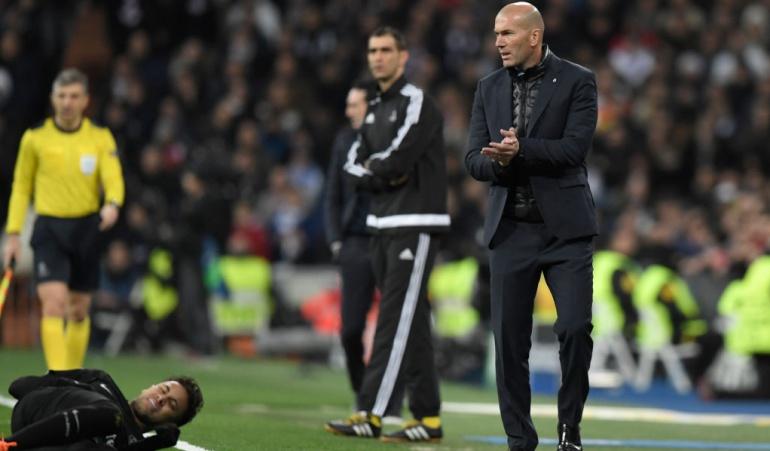 Neymar Zidane Real Madrid PSG: Lo sentimos por Neymar: Zidane
