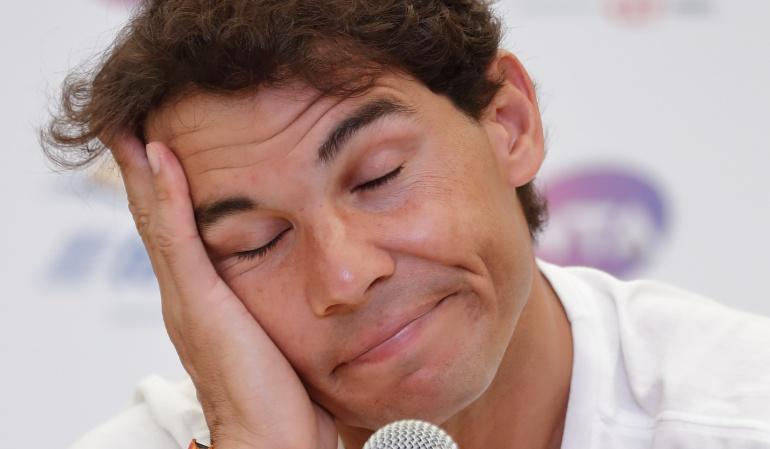 Rafael Nadal lesión: Rafael Nadal anuncia que no participará en Indian Wells ni Miami