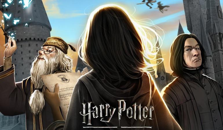 Harry Potter: Hogwarts Mystery el nuevo juegos para móviles: El nuevo videojuego de Harry Potter que causa furor