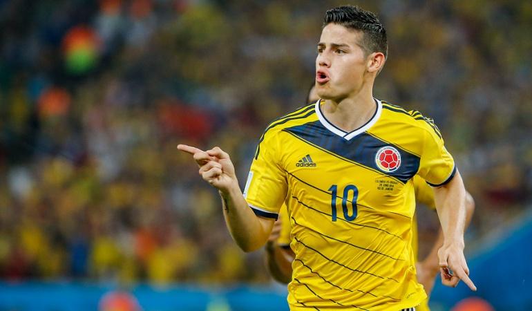 Análisis FIFA gol James Uruguay: El análisis de la FIFA al golazo de James contra Uruguay en Brasil 2014