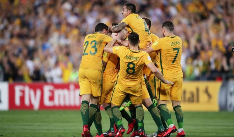 Convocados Australia amistoso Colombia: Australia presenta su nómina de convocados para amistoso ante Colombia