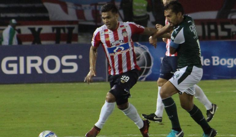 Liga Águila séptima jornada: Junior le dio vuelta al partido y venció 2-1 al Deportivo Cali