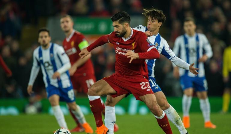 Liverpool porto: Liverpool elimina al Porto y se instala en los cuartos de final