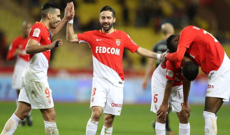 Falcao Mónaco Estrasburgo: Siempre estamos contentos cuando Falcao está con nosotros: Jardim