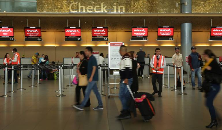 Avianca Puente Aéreo El Dorado: Avianca trasladará el 28 de abril la operación del Puente Aéreo a El Dorado