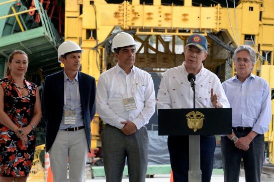 Inversiones por $31 billones en infraestructura generaron 120.000 empleos
