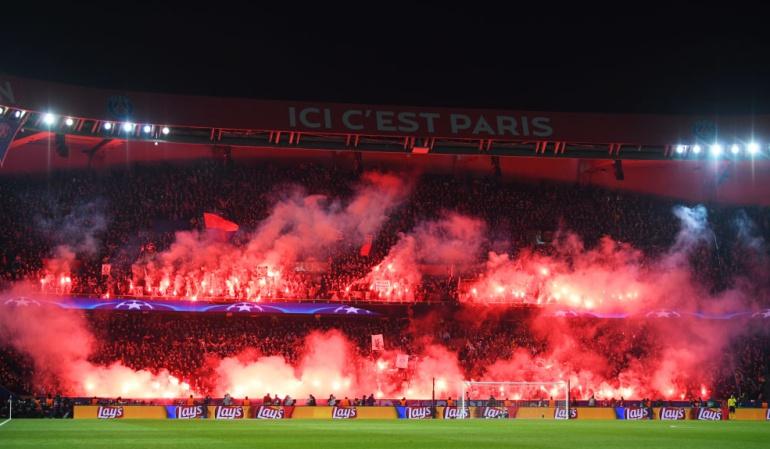 UEFA PSG procediminto disciplinario: La UEFA abre procedimiento disciplinario al París Saint-Germain
