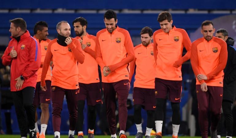 FIFA Barcelona: La FIFA le realiza control antidopaje a nueve jugadores del Barcelona