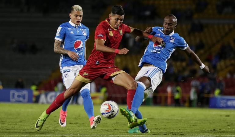 Millonarios Águilas Liga Águila: Con el regreso de Henry Rojas, Millonarios visitará a Rionegro Águilas