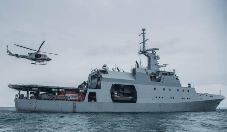 expedición Antártida: Garantizaremos continuidad de expedición Antártida: Min Defensa