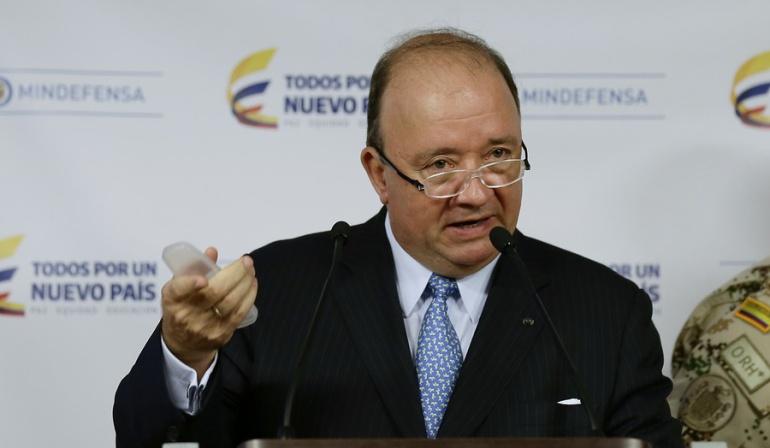 Elecciones presidenciales: Desde Venezuela han intentado tumbar página de la Registraduría: MinDefensa
