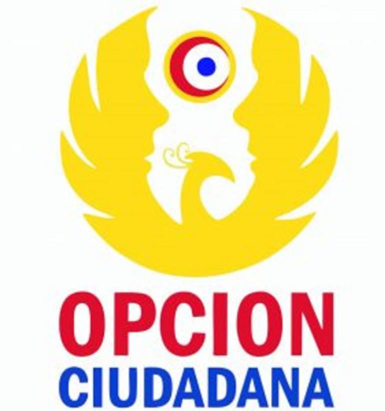 Opción Ciudadana: Maquinarias cuestionadas de partidos para estas elecciones: Op. Ciudadana