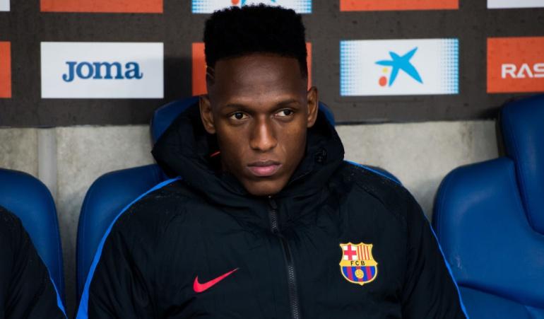 Mina Barcelona: Yerry Mina no fue convocado para el partido entre Barcelona y Málaga