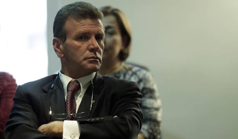 Carlos Palacino fue enviado a la cárcel La Picota de Bogotá